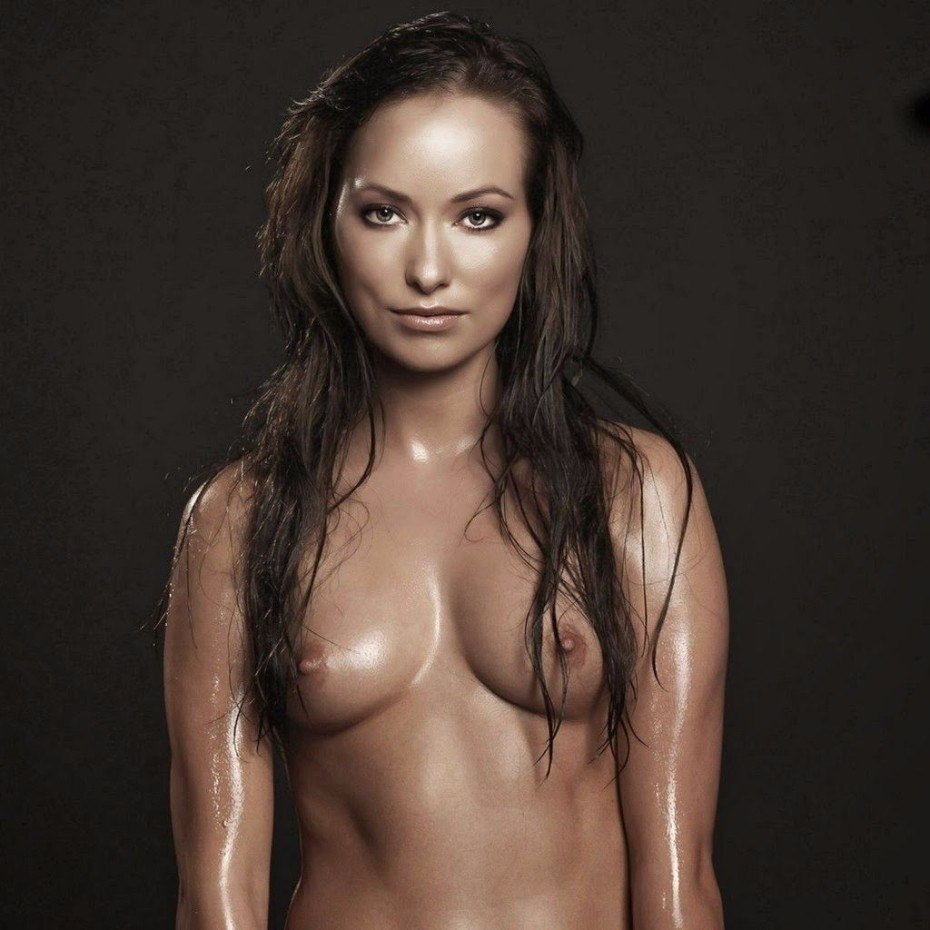 Olivia Wilde Nude Topless Photos