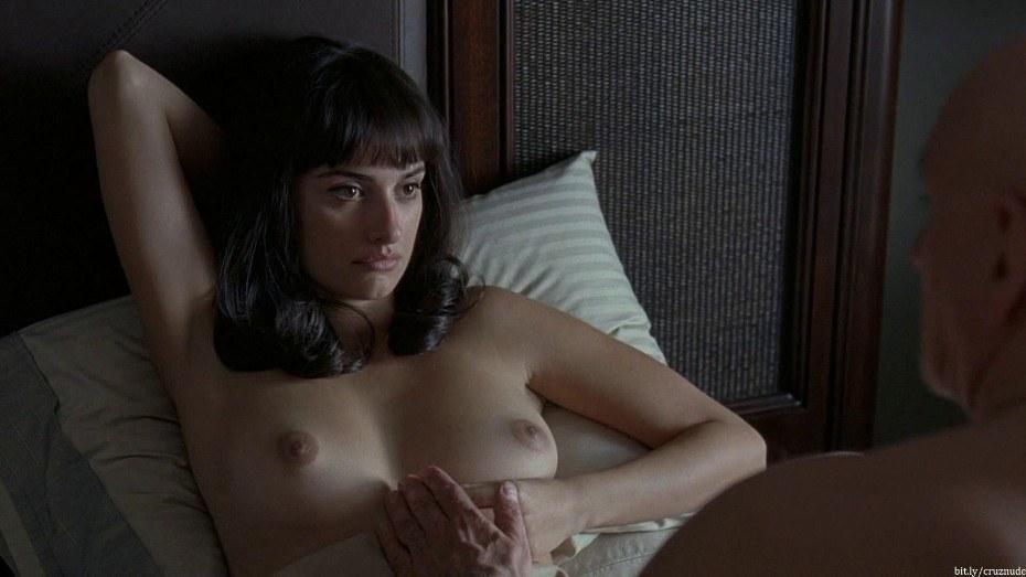 Penelope Cruz Nude Topless