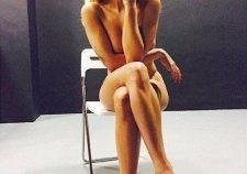 Rita Ora Nude Topless Photo