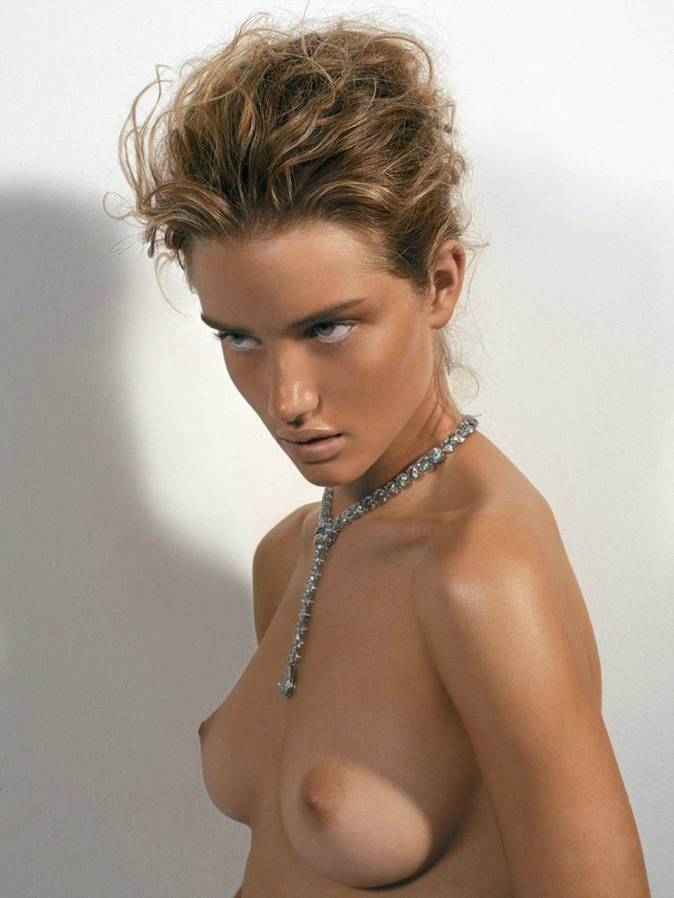 Rosie Huntington Whiteley Naked Topless