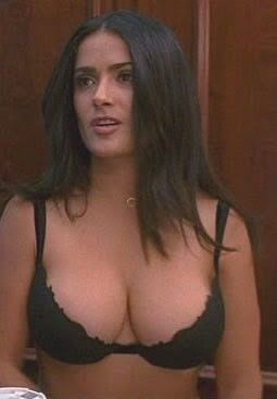 Salma Hayek Big Boobs