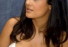 Salma Hayek Braless Boobs