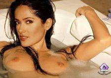 Salma Hayek Desnuda Xxx Porno