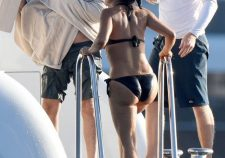 Salma Hayek Hot Ass Sexy Bikini