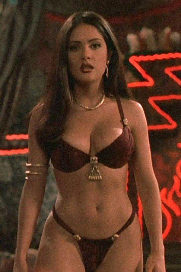 Sexy Salma Hayek Bikini