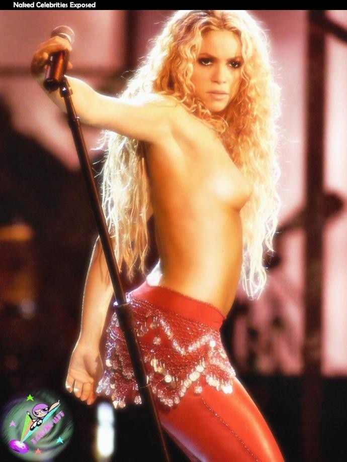 Shakira Nude Porn Pics