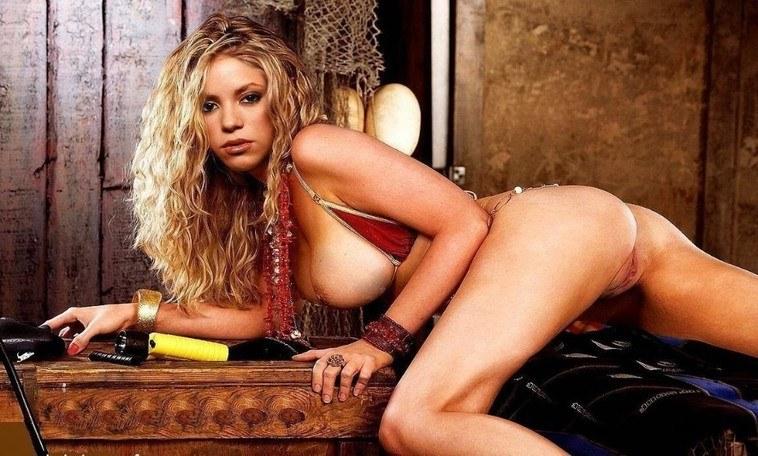 Shakira Pussy
