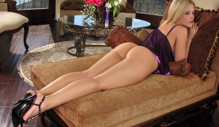 Alexis Texas Ass Blonde