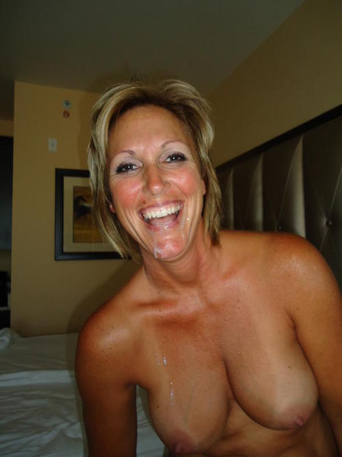 Milf cought boy watching her porn