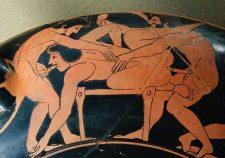 Ancient Greek Erotic Art