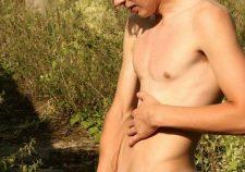 Boy Scout Outdoor Gay Porn