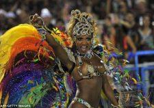 Brazilian Carnival Sex Party