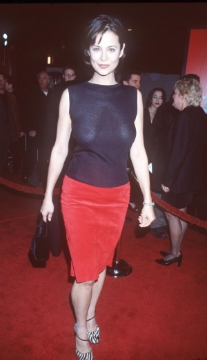 Catherine Bell See Through