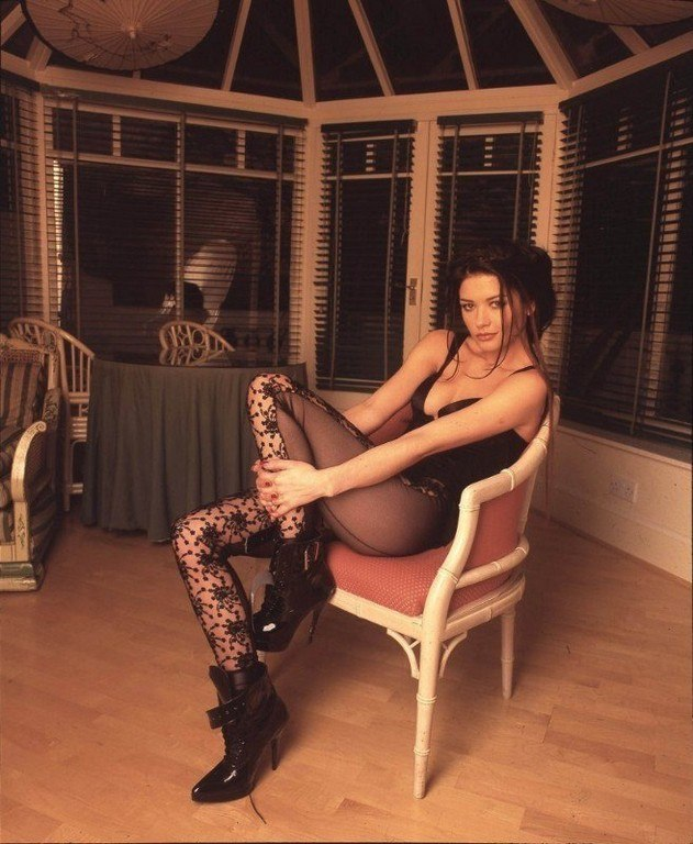 Catherine Zeta Jones Legs
