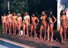 Contest Nudist Beauty Pageants Women