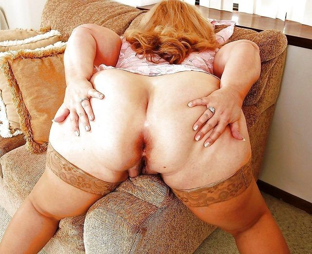 Curvy Sharon Bbw Mature Gallery