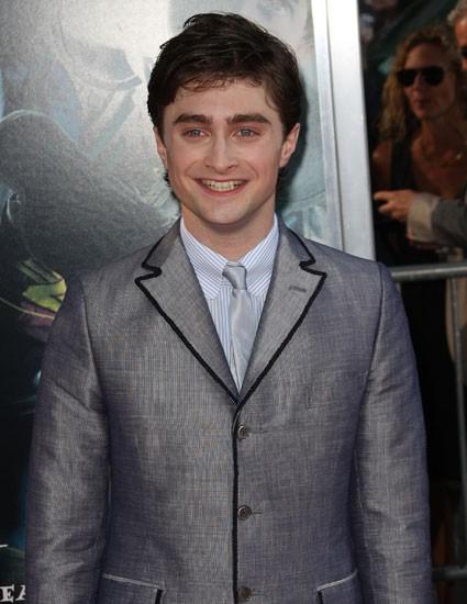 Daniel Radcliffe Full Frontal