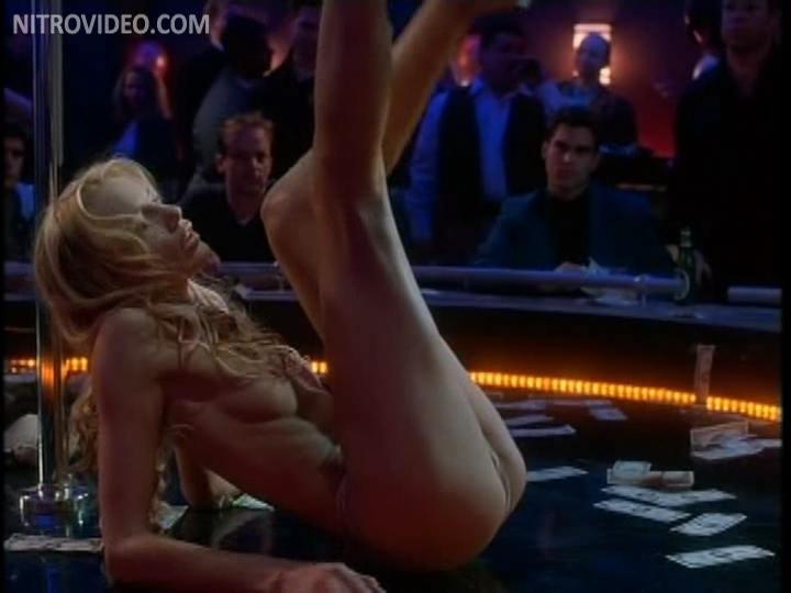 Daryl Hannah Dancing At The Blue Iguana