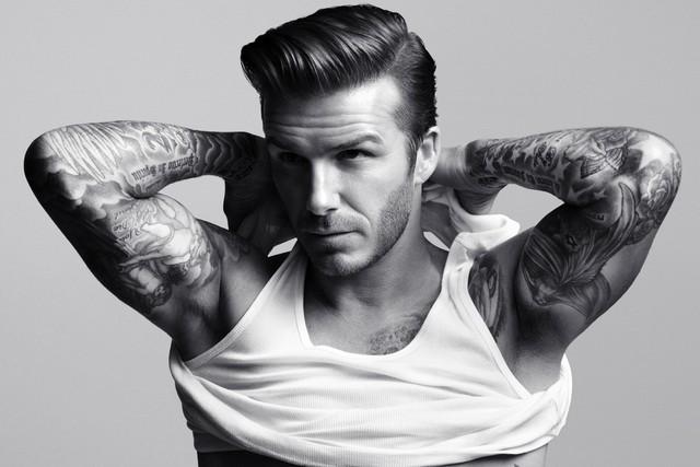 David Beckham H
