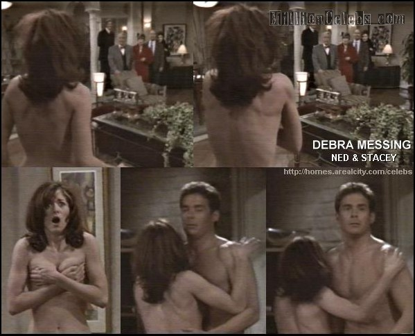 Debra Messing Nude Scenes
