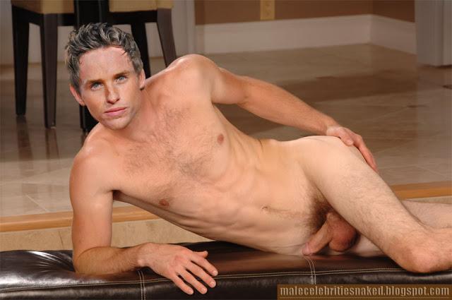 Eddie Redmayne Naked
