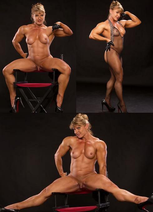 Emery Miller Female Muscle Nude