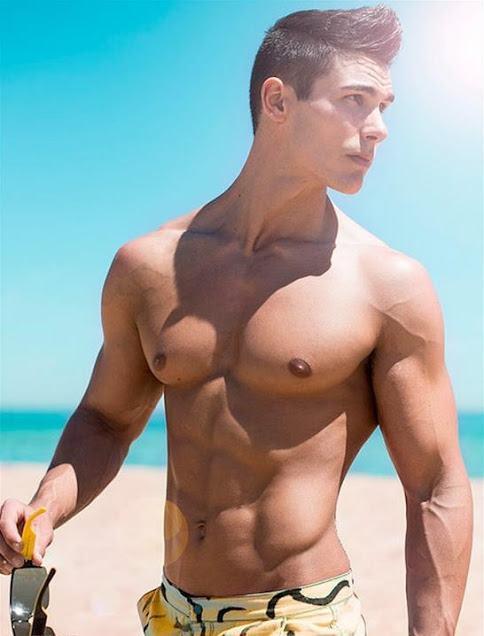 Gay Muscle Beach Boys