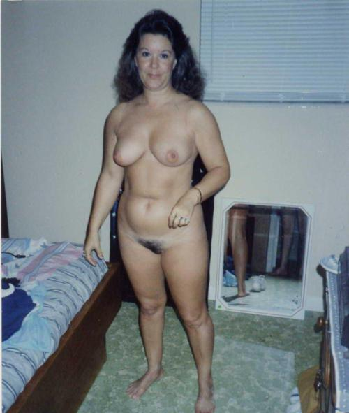 Granny Walking Around Naked