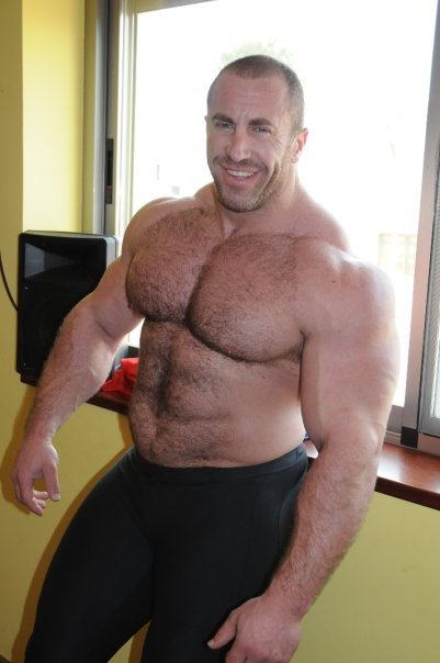 Hairy Muscle Tumblr