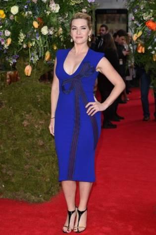 Hollywood Actress Kate Winslet