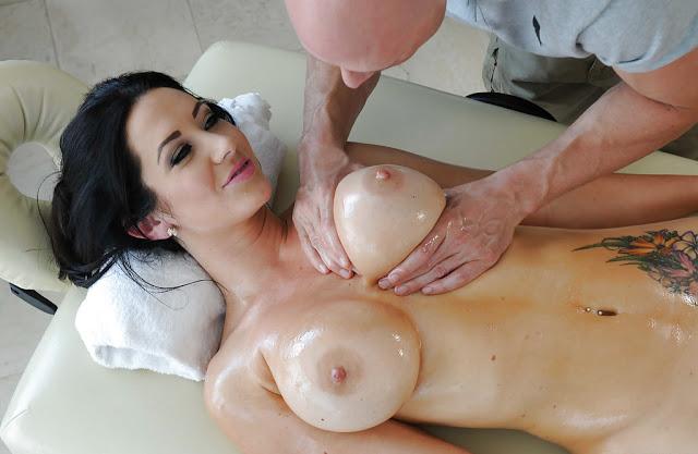 Jayden Jaymes Ass Massage