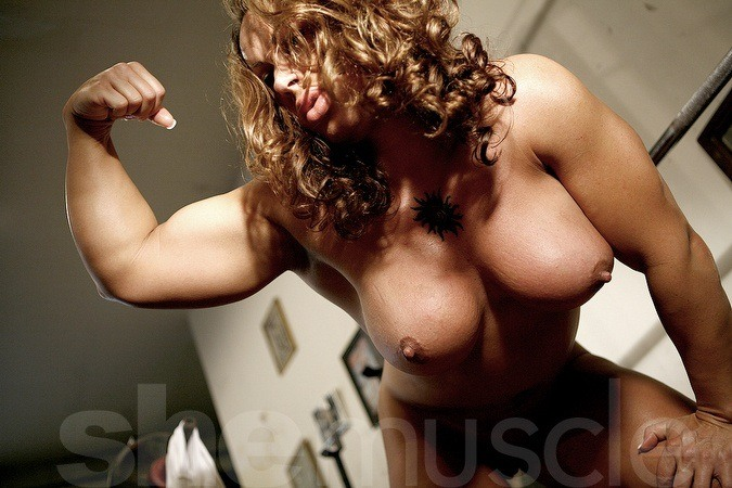 Jennifer Kennedy Muscle Nude