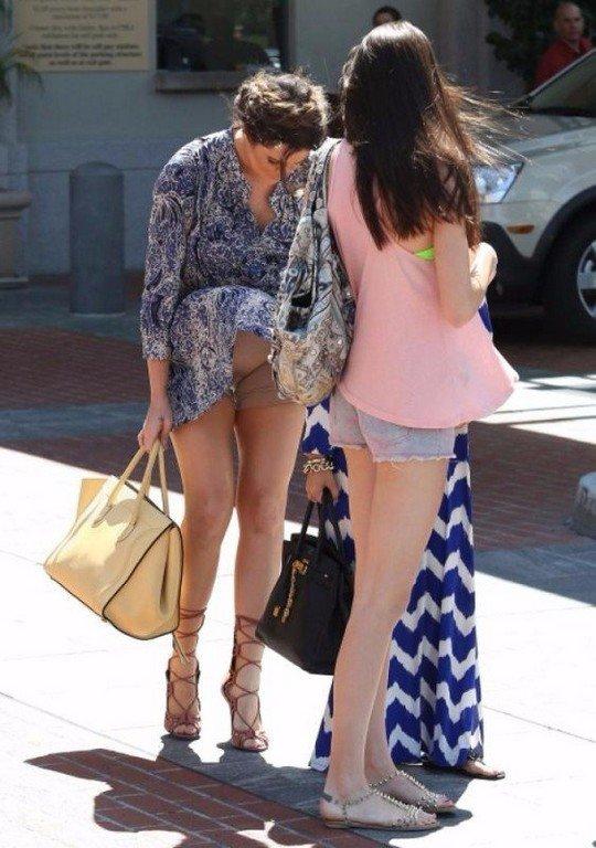 Kardashian Wardrobe Malfunction