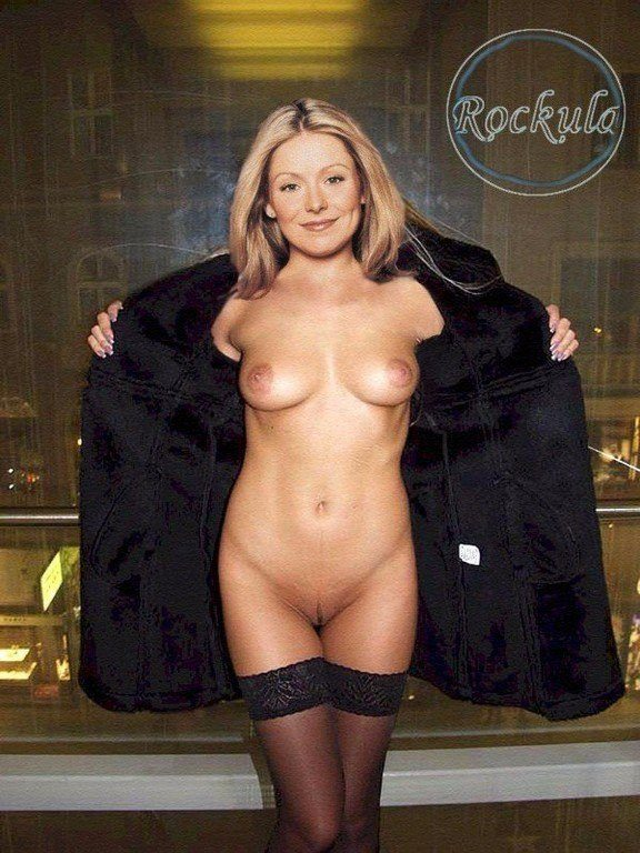 Are not regis philbin kelly ripa nude fakes