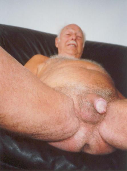 Naked Old Men Porn