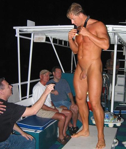 Naked Unhung Hero