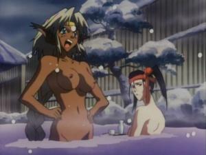 Outlaw Star Aisha Naked