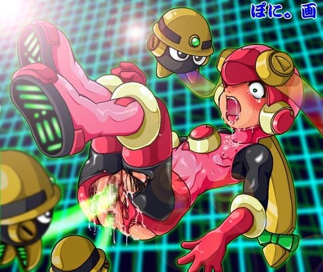Roll Mega Man Battle Network Porn