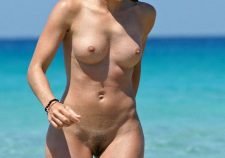 Skinny Naughty Nude Girl