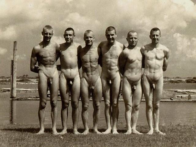 Vintage Naked Men