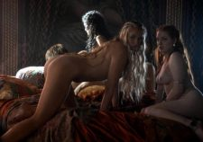 Xena Avramidis Topless Tits Shown In Game Of Thrones Nudes