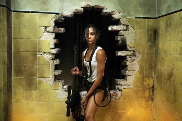 Zoe Saldana Movies