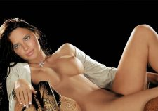 Adriana Lima Hot Naked Boobs Pussy Leaked Wallpaper
