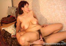 Amalia Russian Mature Porn Star