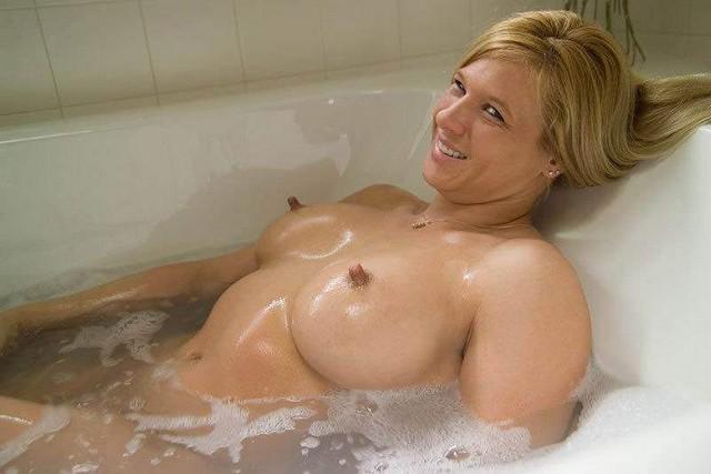 Amateur Mature Blonde Big Tits