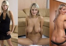 Amateur Mature Women Dressed And Undressed