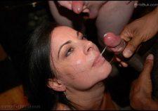 Amateur Wife Images Mature Bukkake