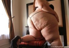 Bbw Mature Judy Big Ass