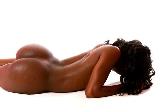 Black African Nude Women Wallpaper