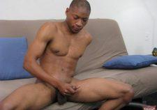 Black Teen Male Model